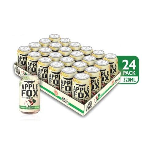 APPLE FOX (320ml x 24)