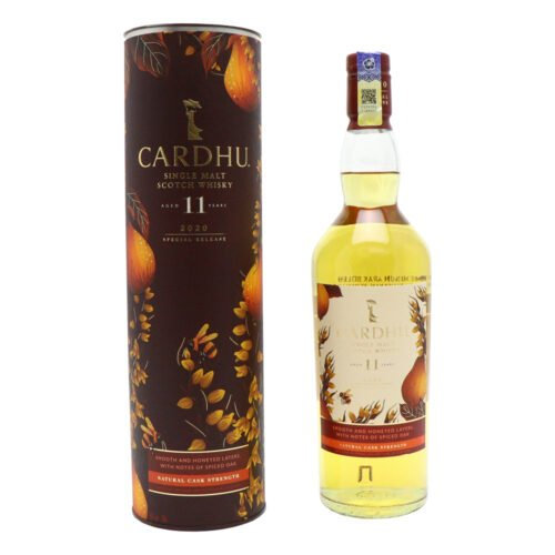 CARDHU 11 year old 2008 (Special Release 2020) 1