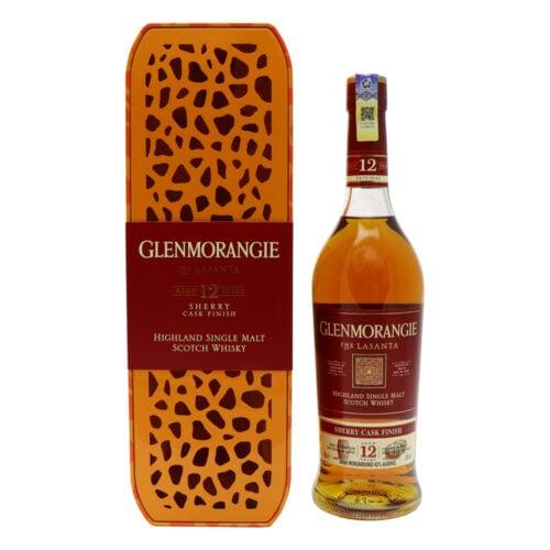 GLENMORANGIE Lasanta Giraffe Limited Edition 333