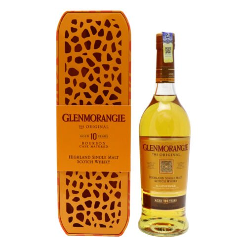GLENMORANGIE Original Giraffe Limited Edition 33