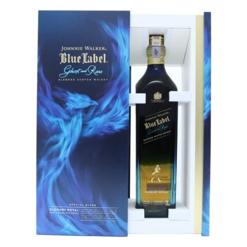 JOHNNIE WALKER Blue Label Ghost Rare Glenury Royal 3