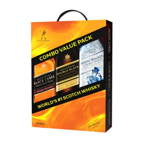 JOHNNIE WALKER Combo Value Pack