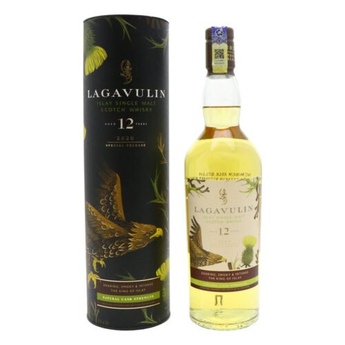 LAGAVULIN 12 Year Old 2007 (Special Release 2020) 1