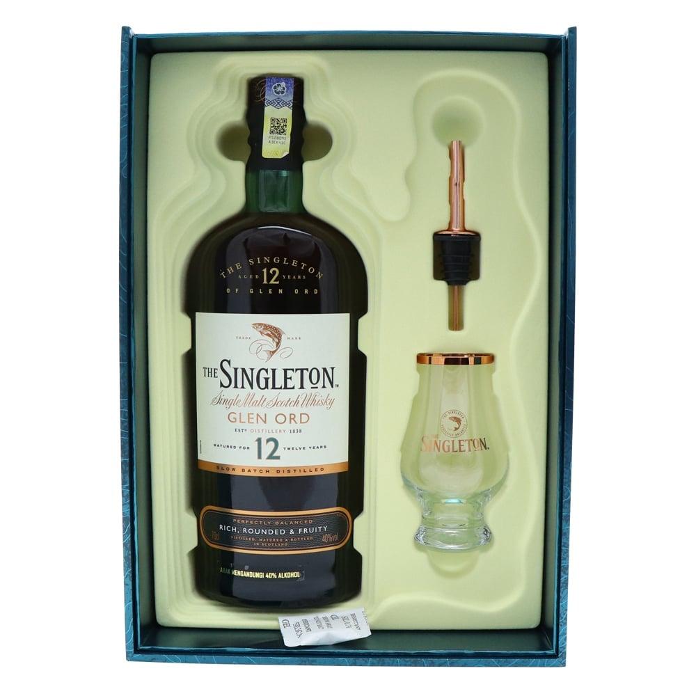Singleton of Glen Ord 18 Year Old Scotch Whisky : The