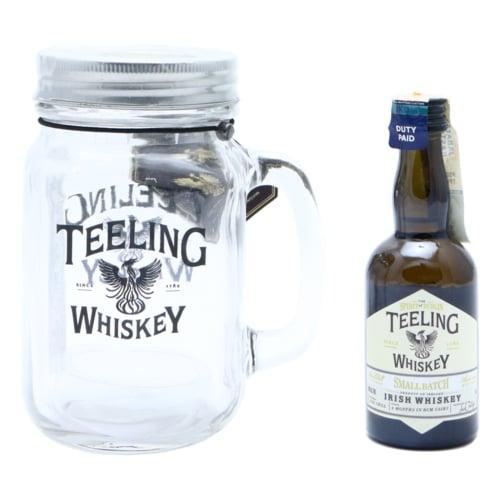 TEELING Small Batch Whiskey Miniature In Jar