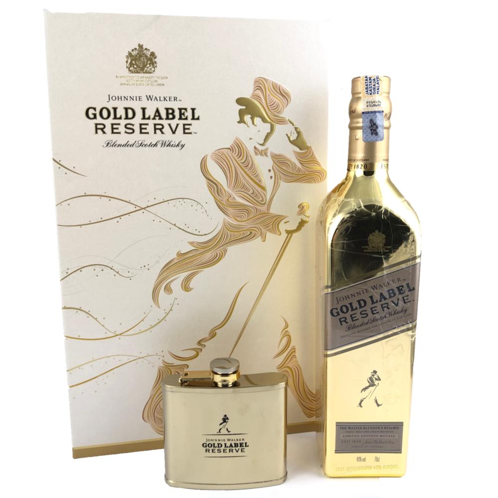 JOHNNIE WALKER Gold Label Reserve VAP PACK 2019 (Limited Edition)