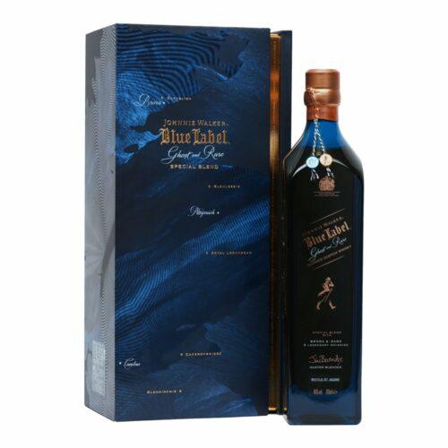 Johnnie Walker Blue Label Brora Rare Ghost Rare 2017 First Release