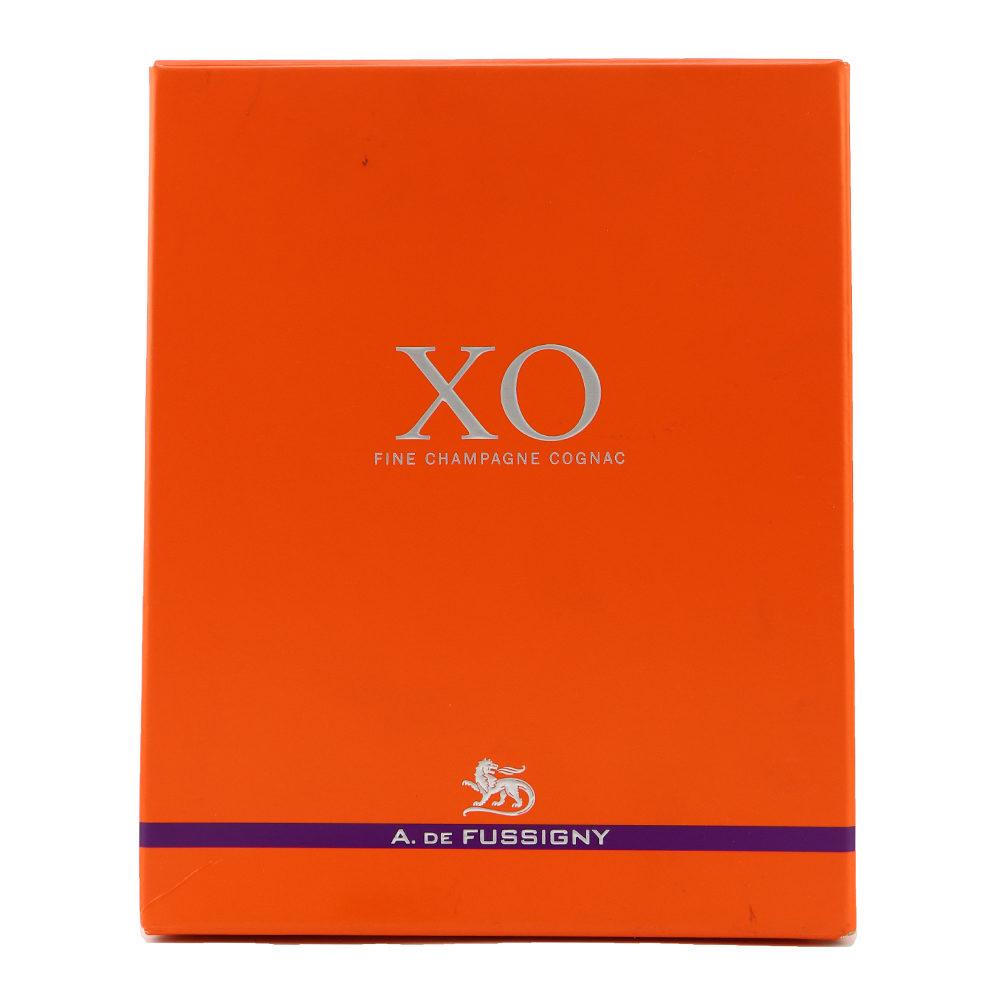 A. DE FUSSIGNY Fine Champagne Cognac XO
