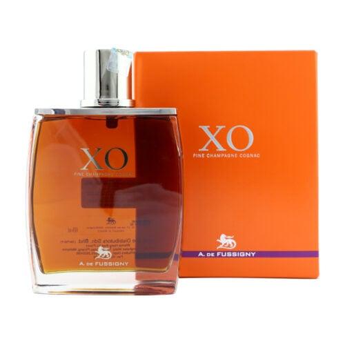 A. DE FUSSIGNY Fine Champagne Cognac XO 50cl