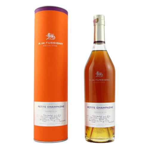 A. DE FUSSIGNY Petite Champagne Collection Cognac