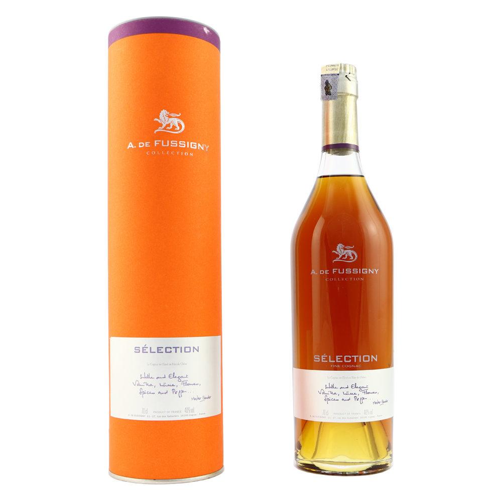 A. DE FUSSIGNY Selection Cognac