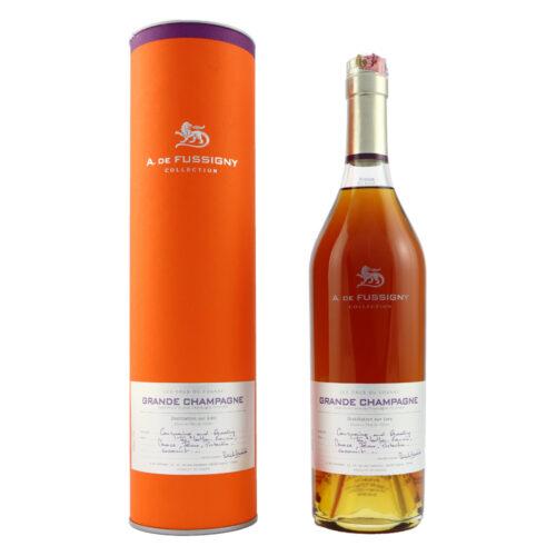 A.DE.FUSSIGNY Grande Champagne Collection Cognac