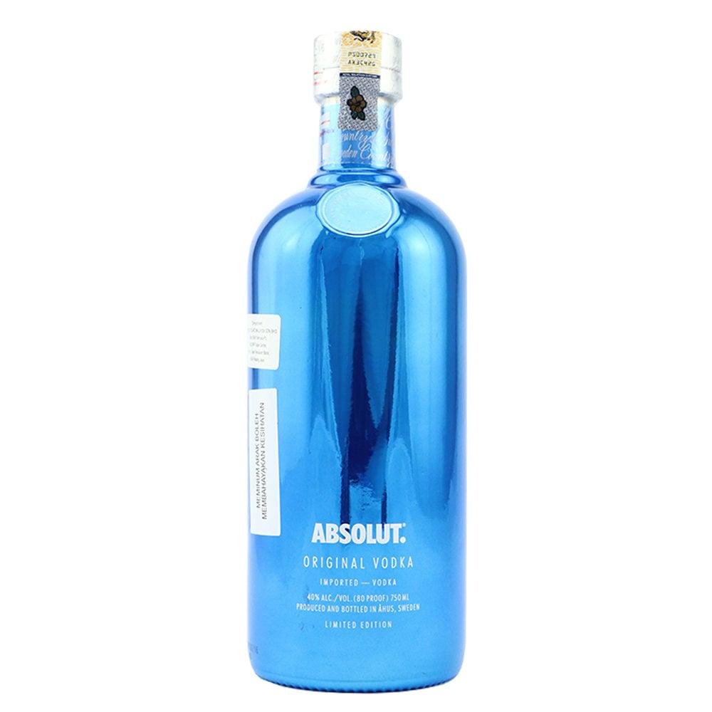 ABSOLUT Electrik Blue Limited Edition