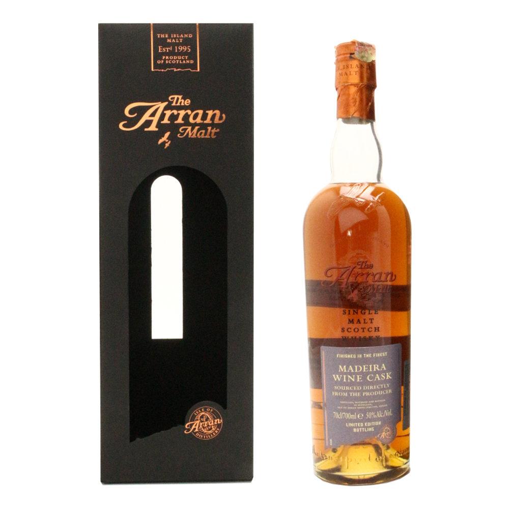 ARRAN Madeira Wine Cask