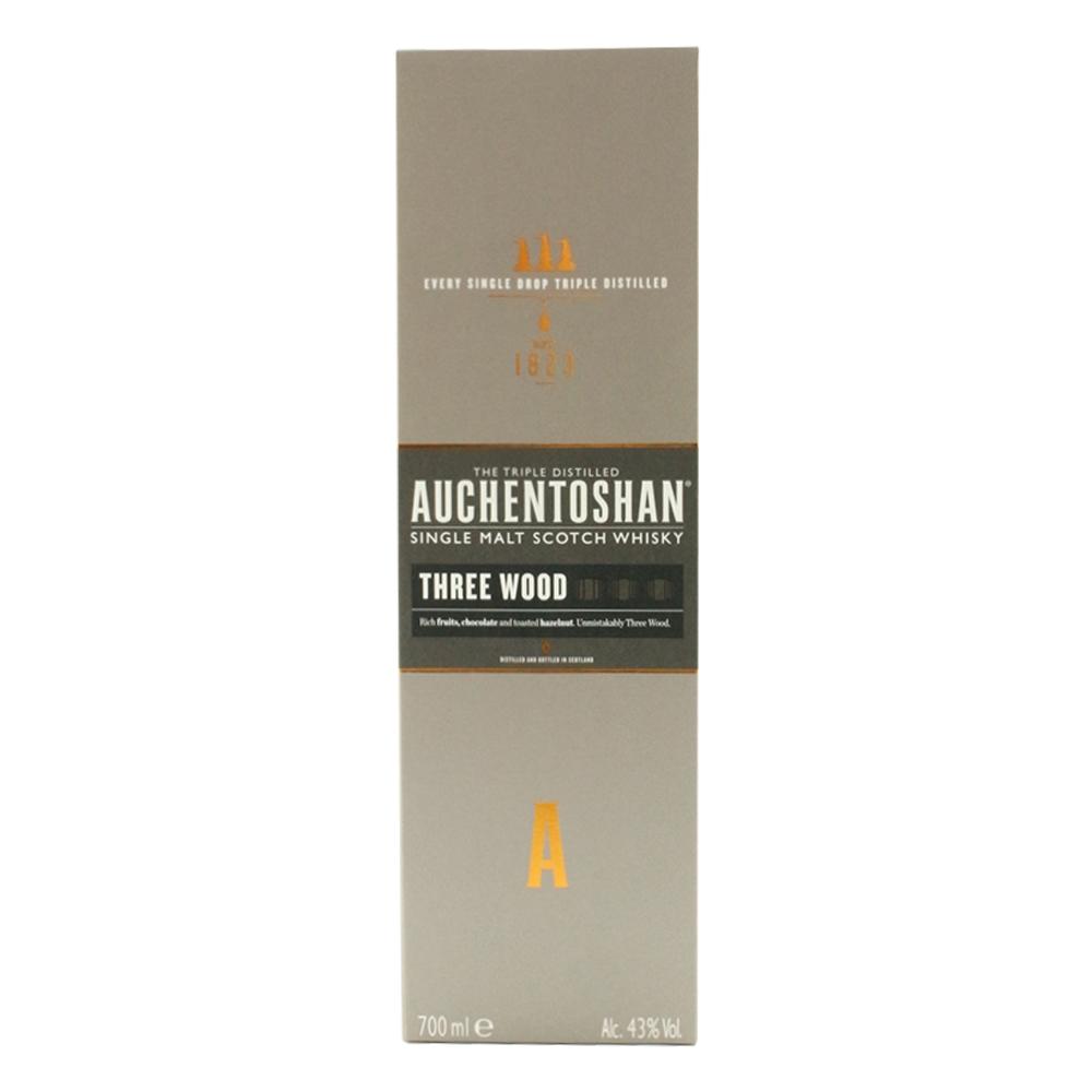 Auchentoshan Three Wood Whisky Shop