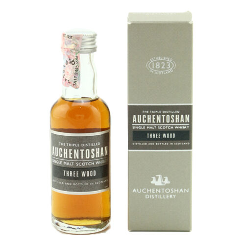 Auchentoshan Three Wood Miniature
