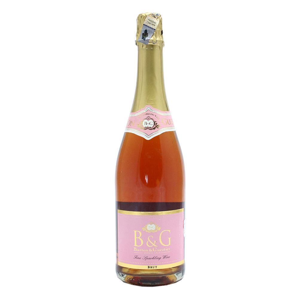 B&G Fine Sparkling Brut Rose NV