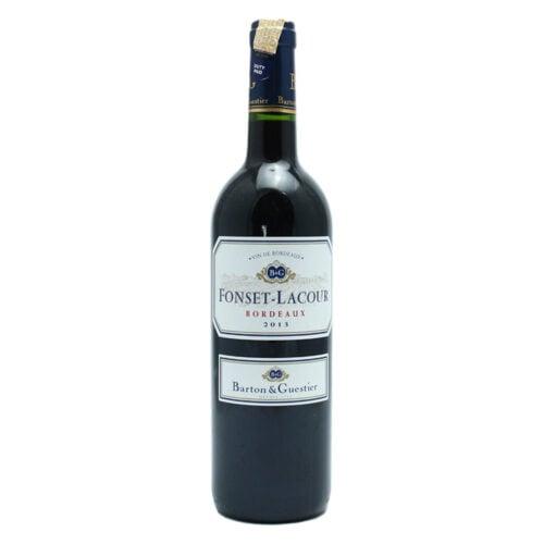 B&G Fonset Lacour Bordeaux 2013
