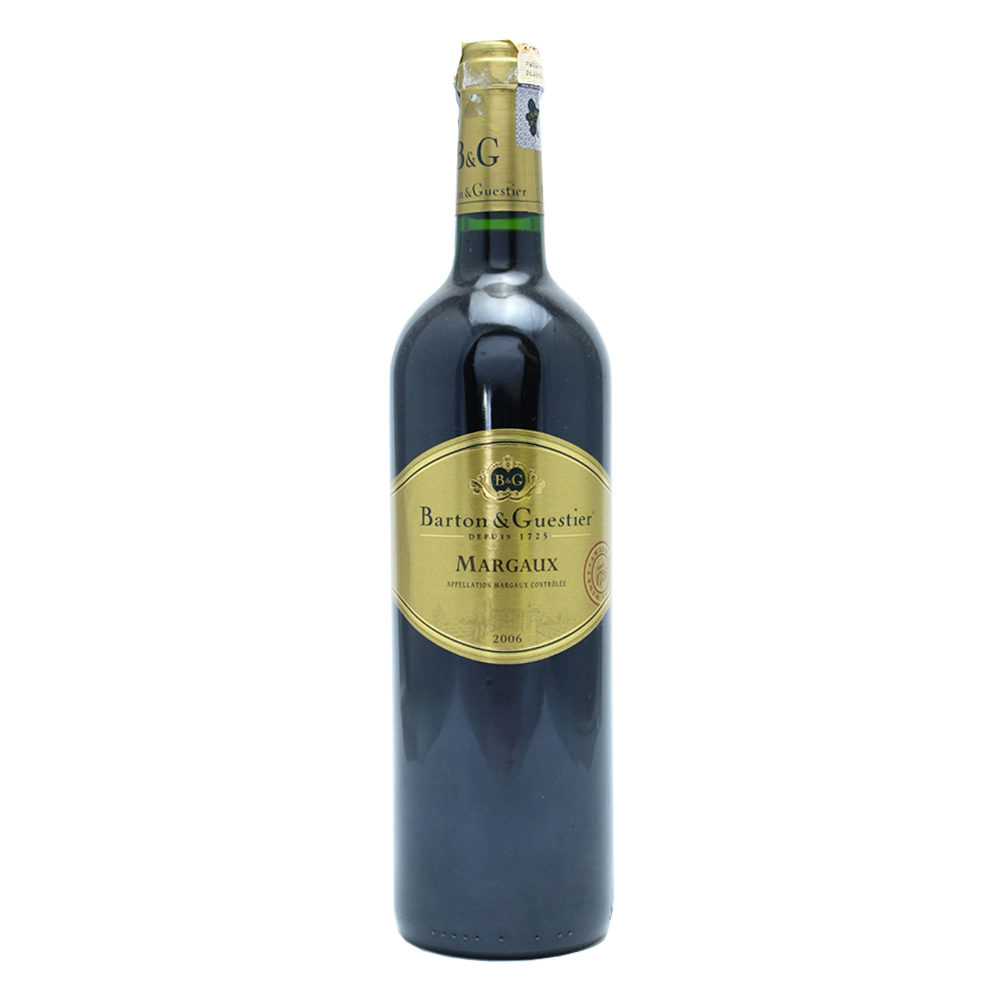 B&G Margaux Tradition Gold 2006