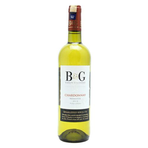 B&G Reserve Chardonnay 2014