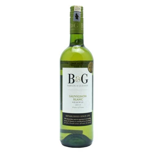 B&G Reserve Sauvignon Blanc 2014