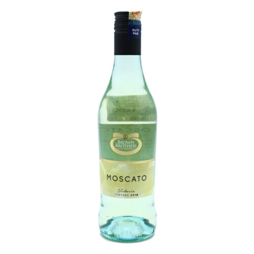 BROWN BROTHERS Moscato 2018 (275ML)