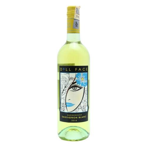 Doll Face Sauvignon Blanc 2014