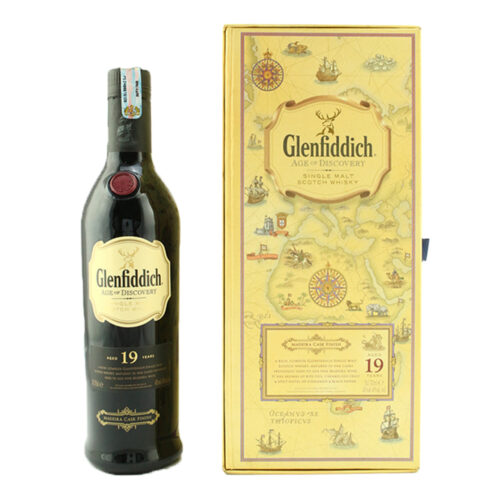 GLENFIDDICH 19 Year Old Age of Discovery Madeira Single Malt Scotch Whisky