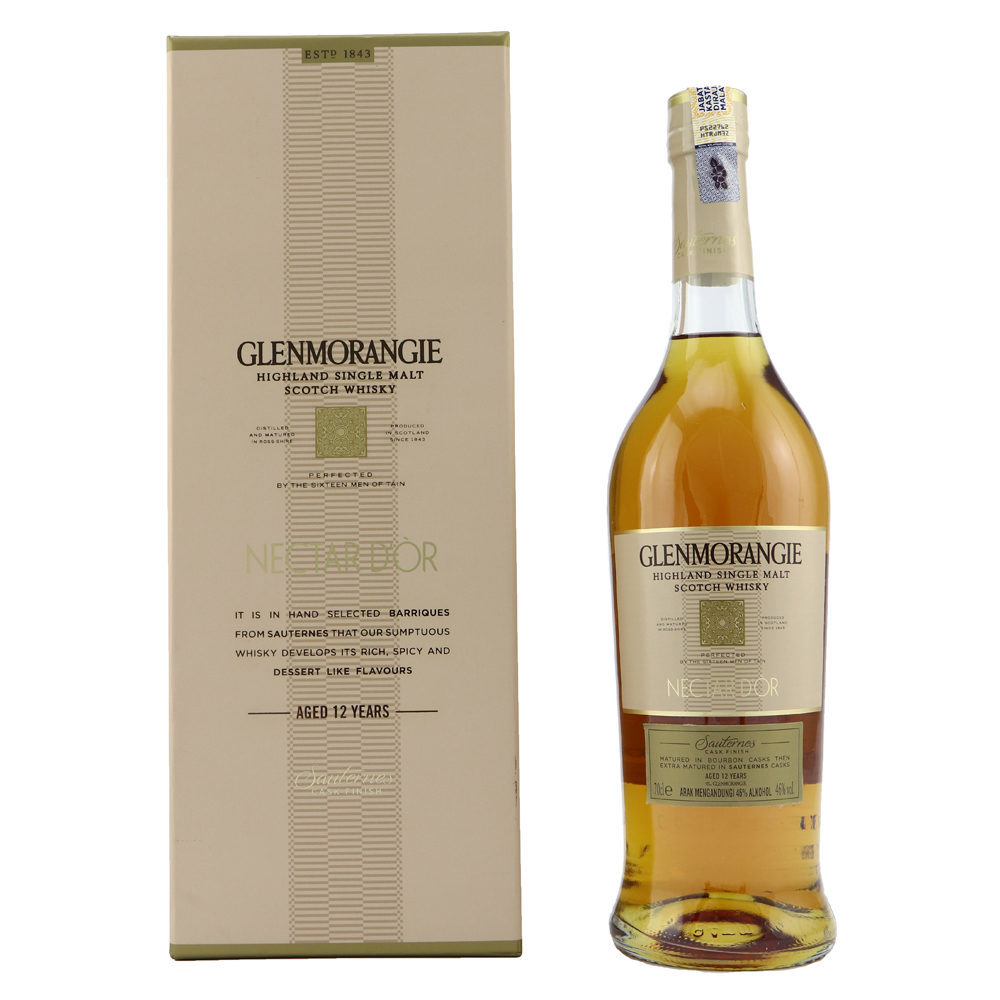GLENMORANGIE The Nectar D'Or 12 Year Old
