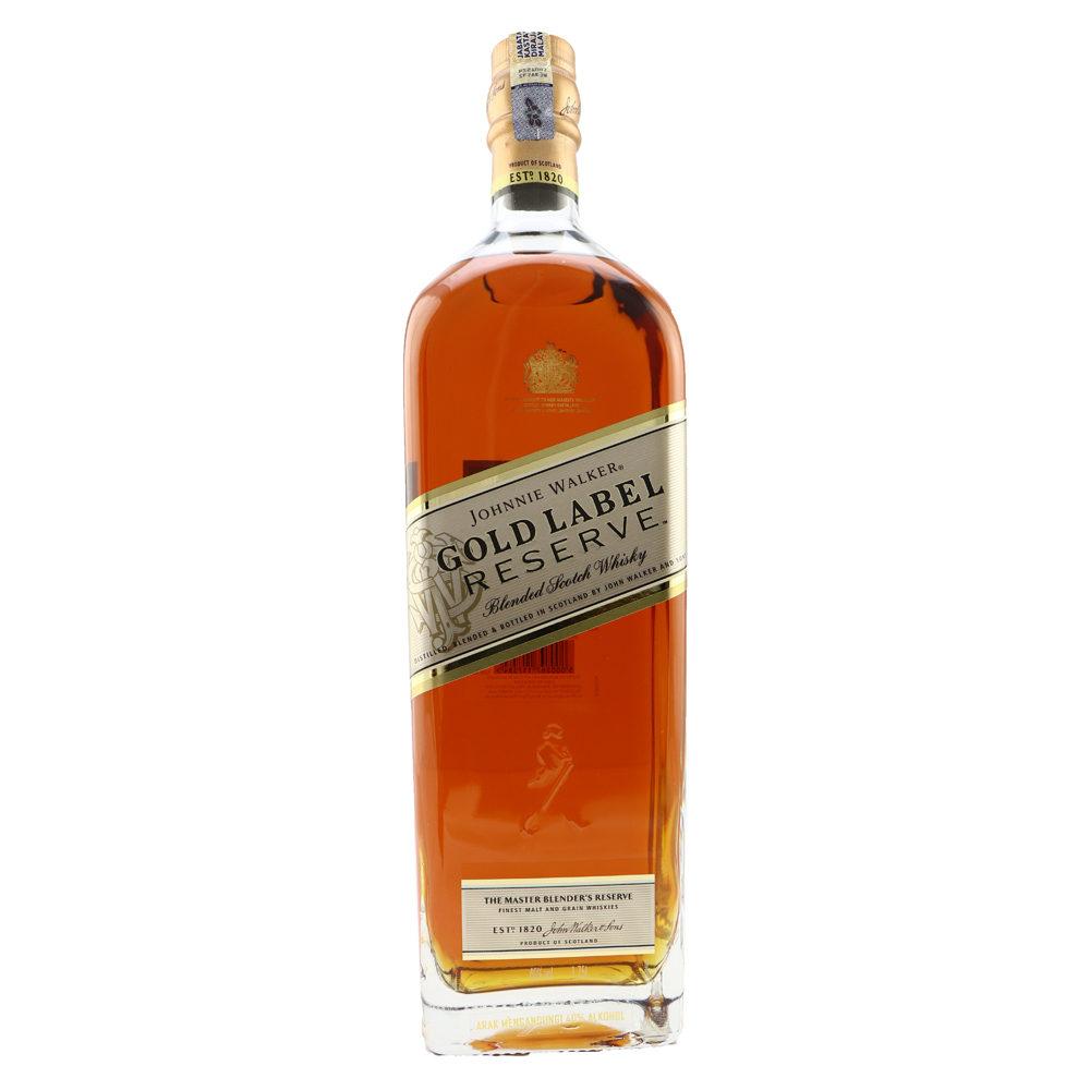 JOHNNIE WALKER Gold Label Reserve 1.75L