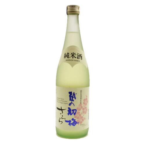 KOSHINO HATSUUME Junmai Sake Sarara 720ml