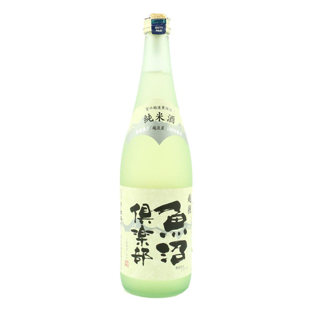 KOSHINO HATSUUME Uonuma Club Tanrei Junmai Sake 720ml