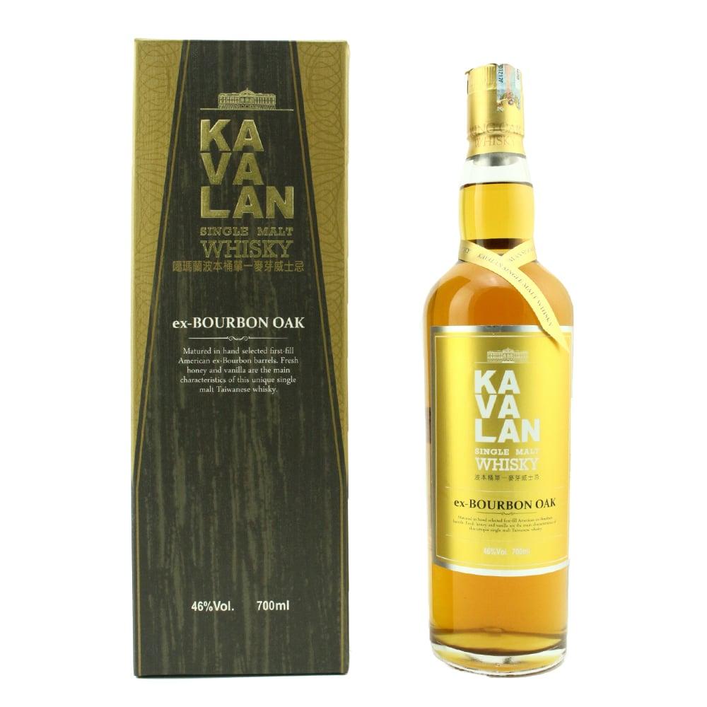 Kavalan - Ex-Bourbon Oak Single Malt Whisky
