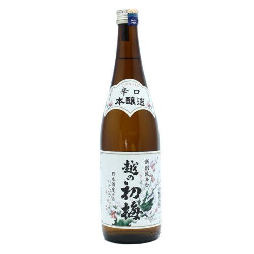 Koshino Hatsuume Japanese Liquor Honjozoshu