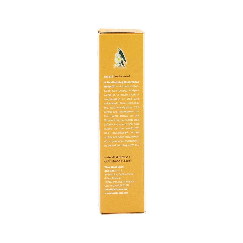 LALELI Body Oil Eucalyptus