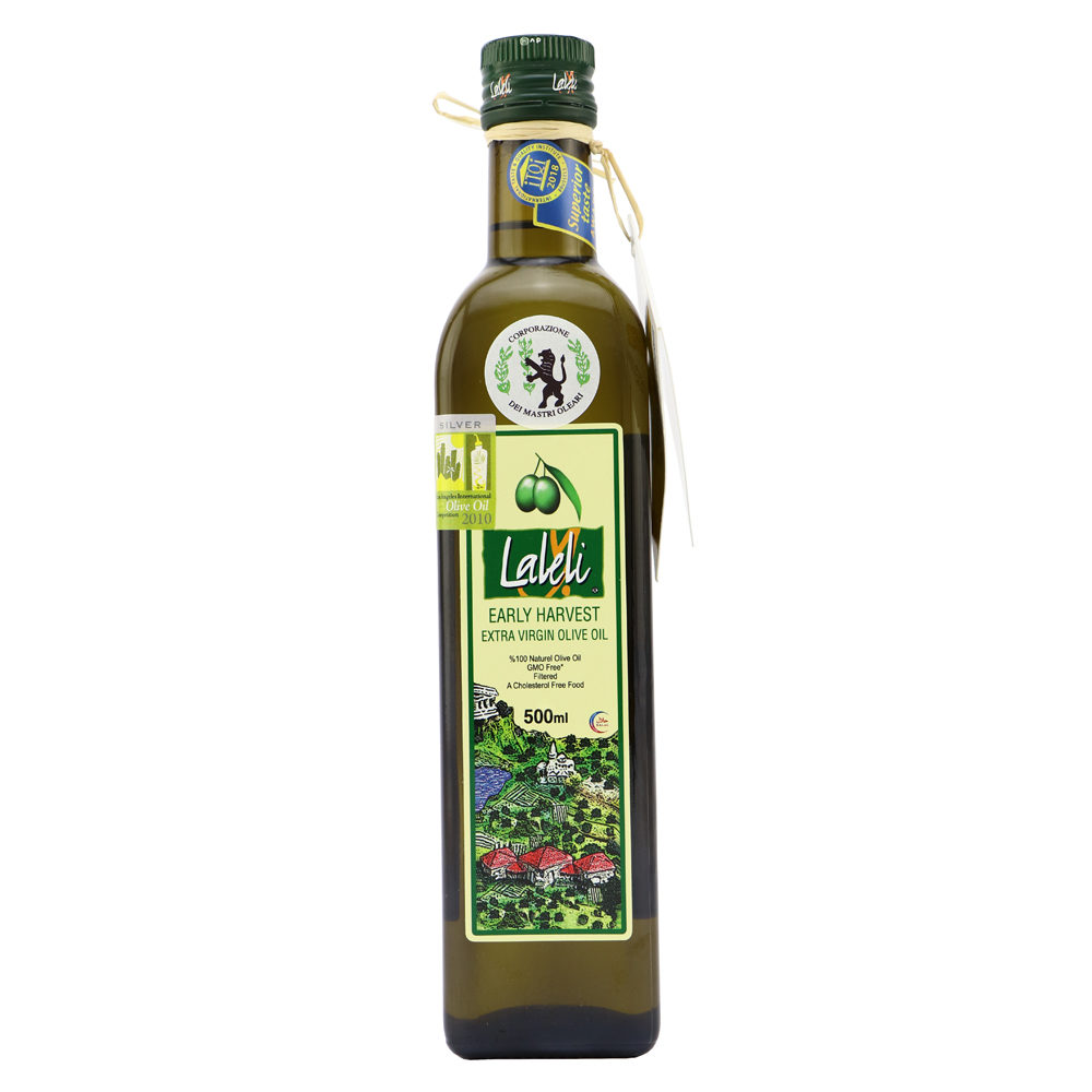 LALELI Early Harvest Extra Virgin Olive Oil
