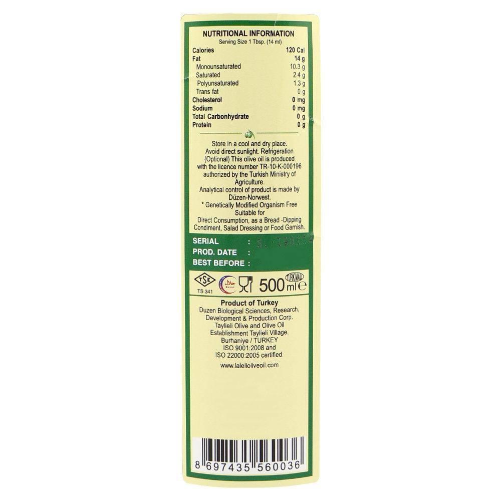 LALELI Selection Extra Virgin Olive Oil
