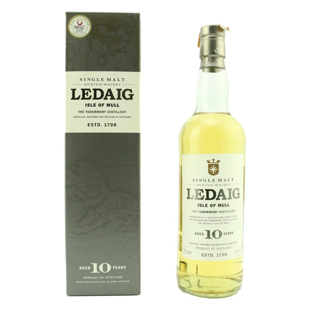LEDAIG 10 Year Old