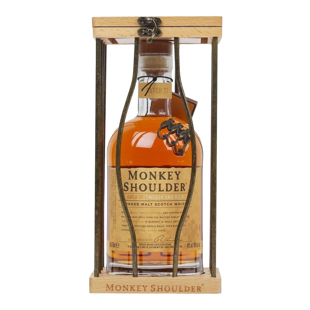MONKEY SHOULDER Whisky (CAGE)