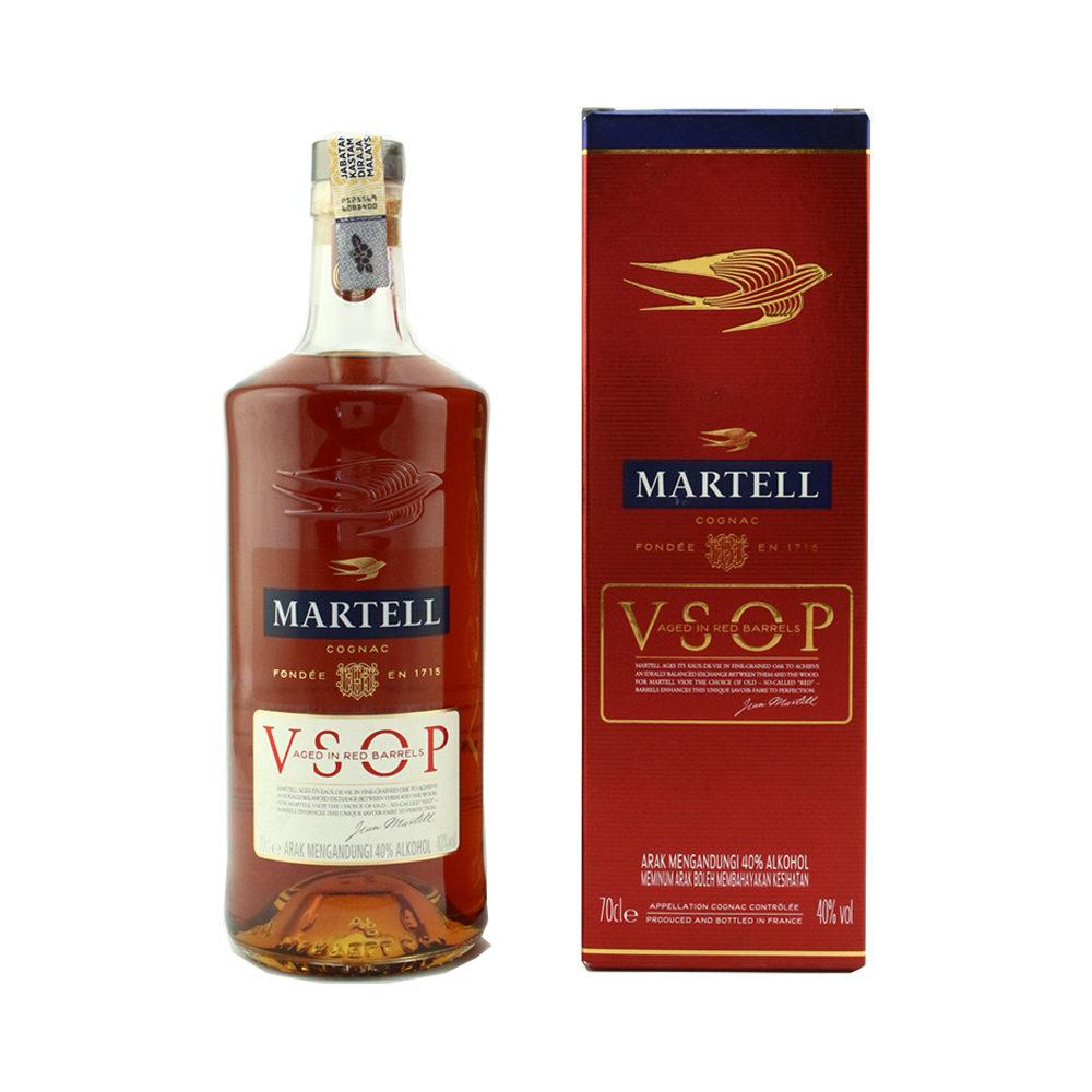 Martell VSOP Red Barrels