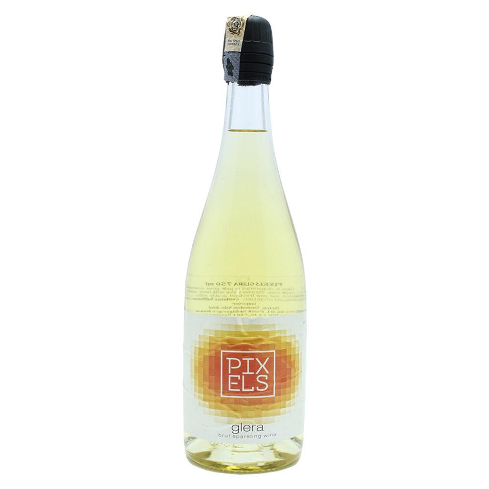 PIXELS Glera Brut Sparkling Wine 2013