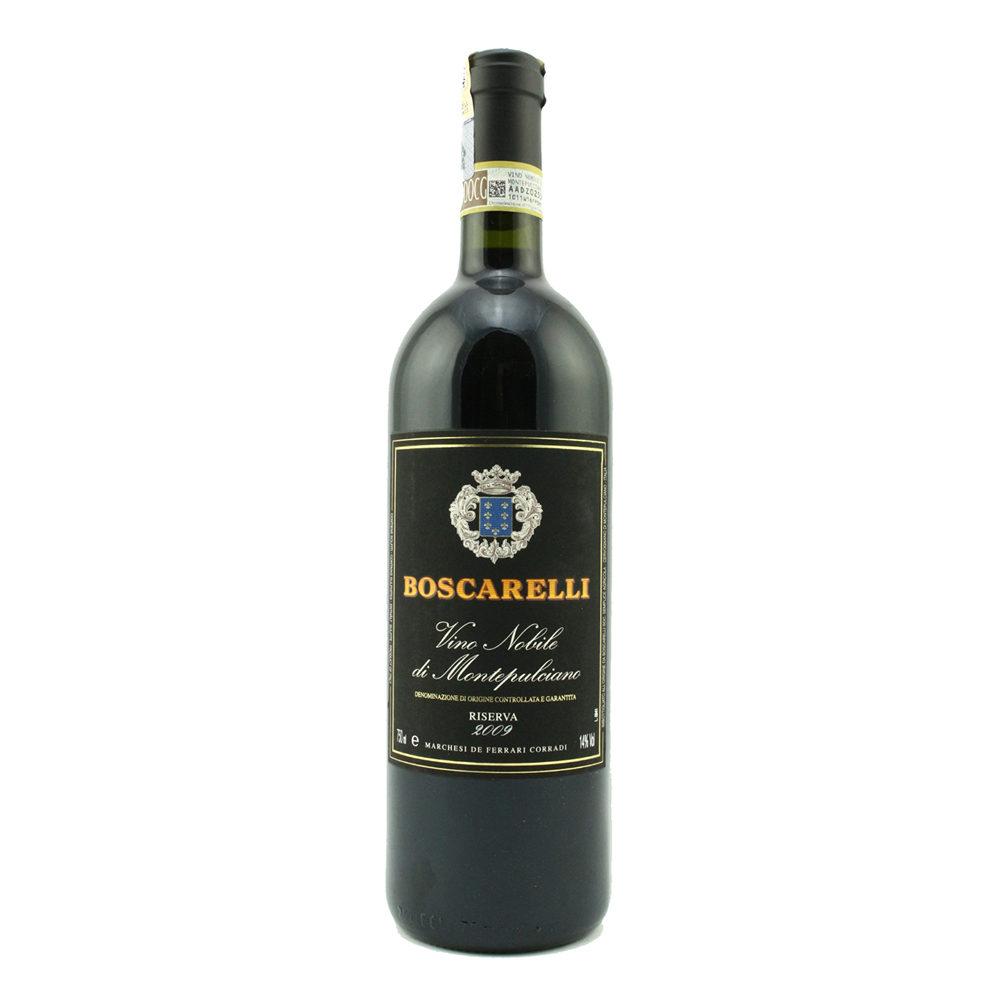 PODERI Boscarelli Vino Nobile Di Montepulciano Riserva DOCG 2009