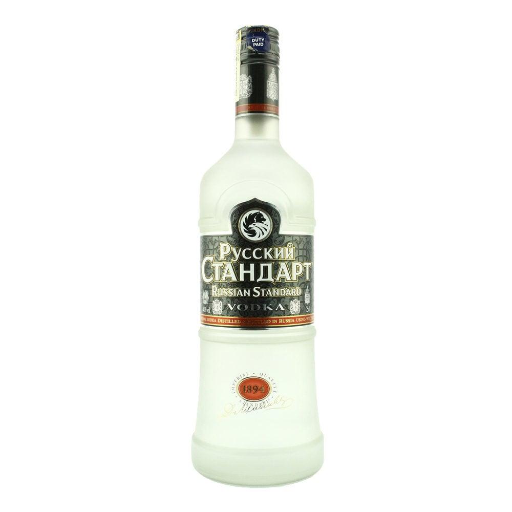 RUSSIAN STANDARD Original Vodka