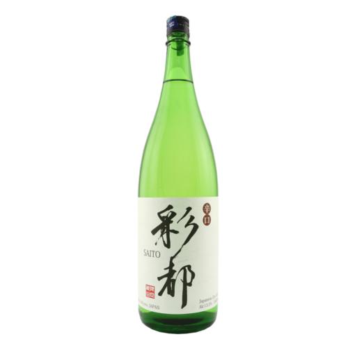SAITO Dry Karakuchi Sake 1.8L