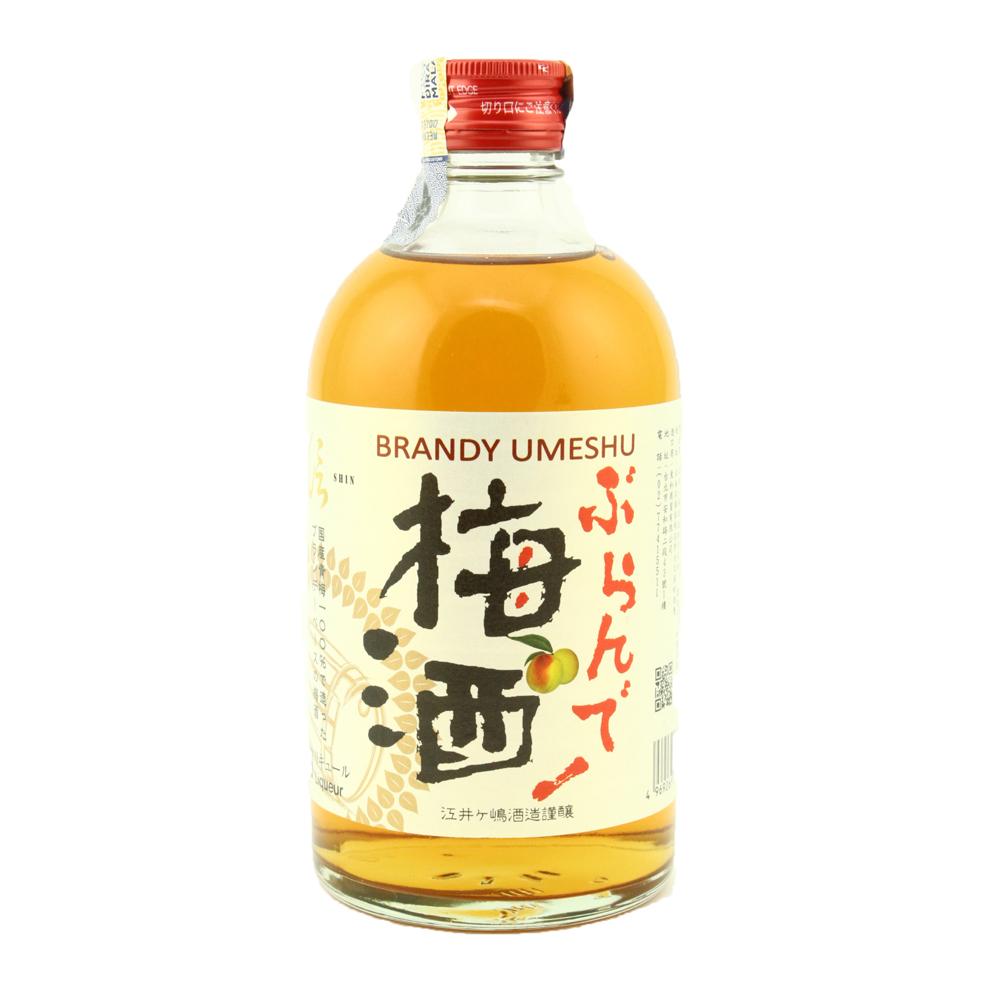 SHIN Brandy Umeshu 500ml