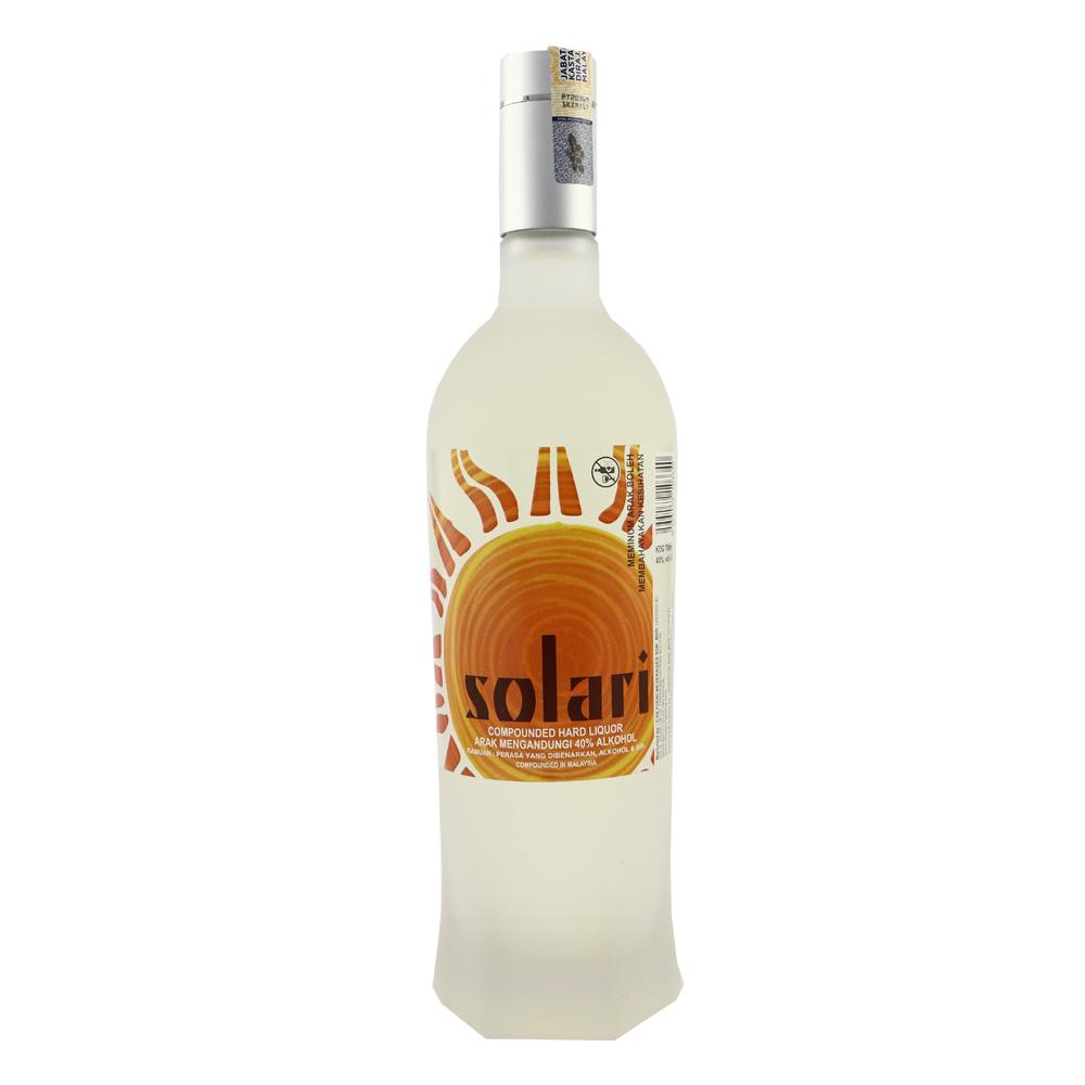SOLARI Rum