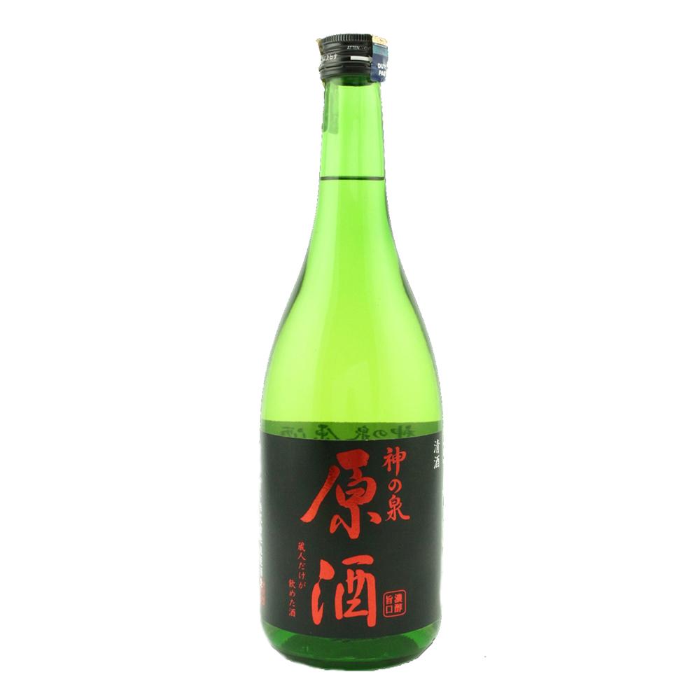 Sake Kami No Izumi Genshu