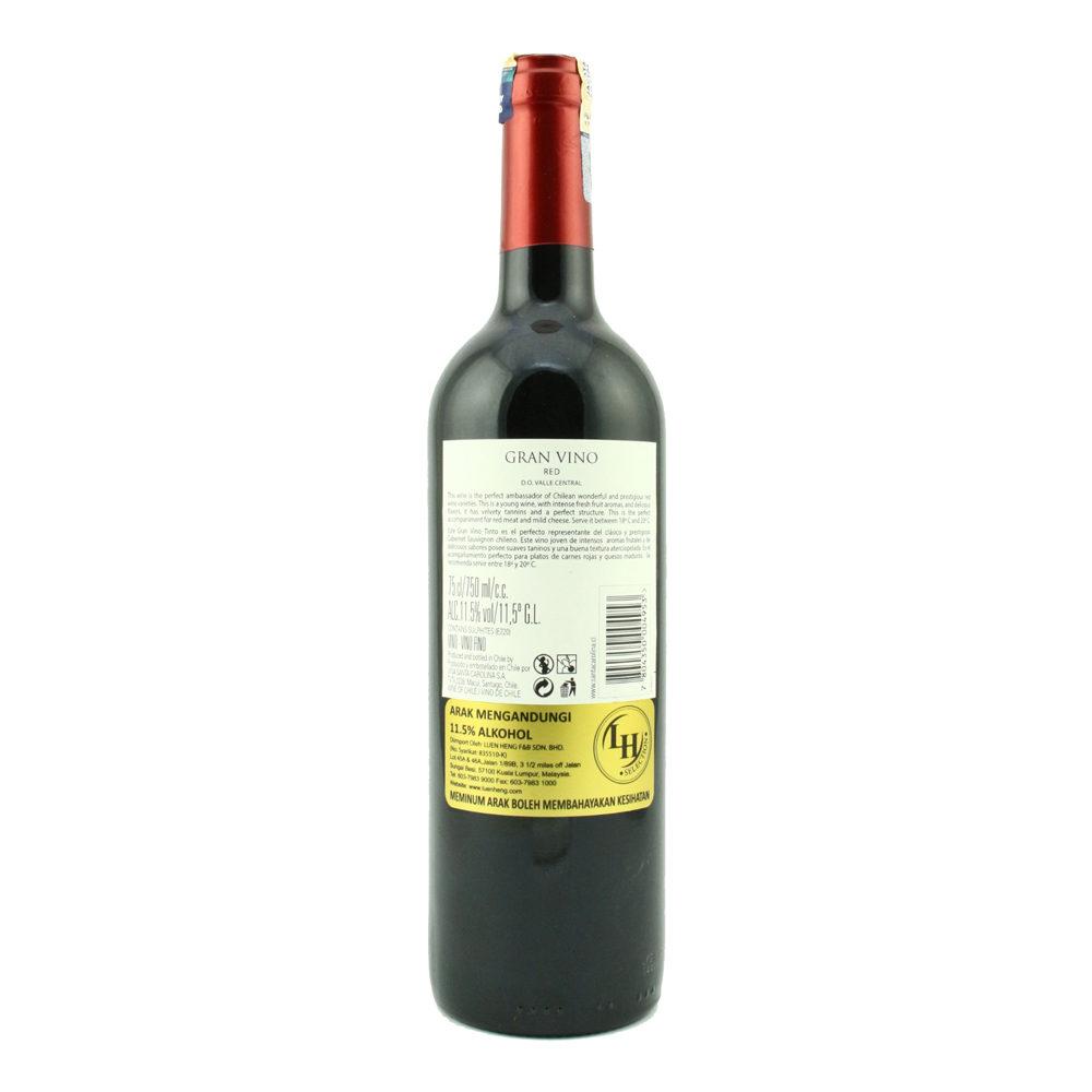 Santa Carolina Gran Vino Tinto