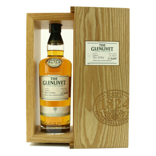 THE GLENLIVET 18 YEAR OLD TOMBAE SINGLE CASK EDITION