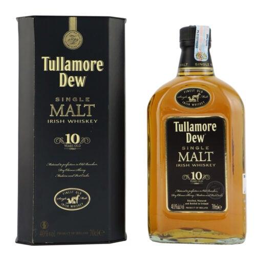 TULLAMORE DEW 10 Y.O Single Malt